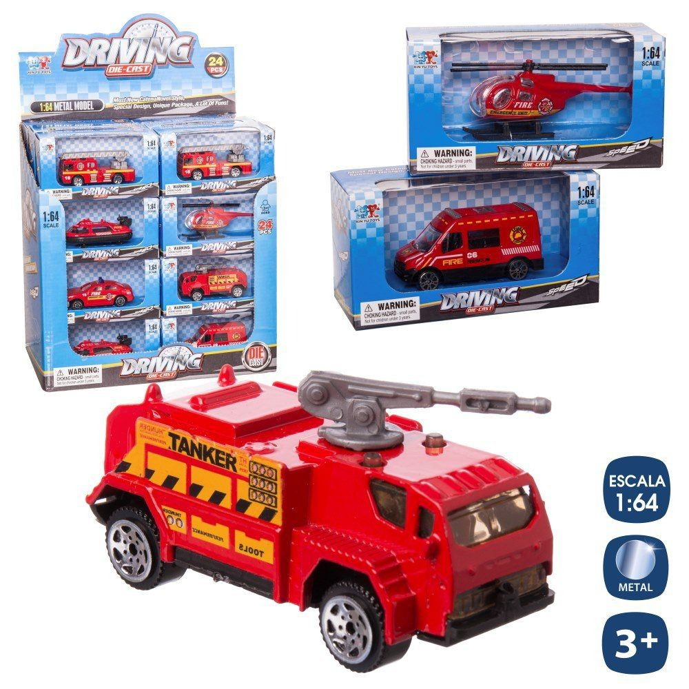VEHICLE FIRE FIGHTER 6 / M