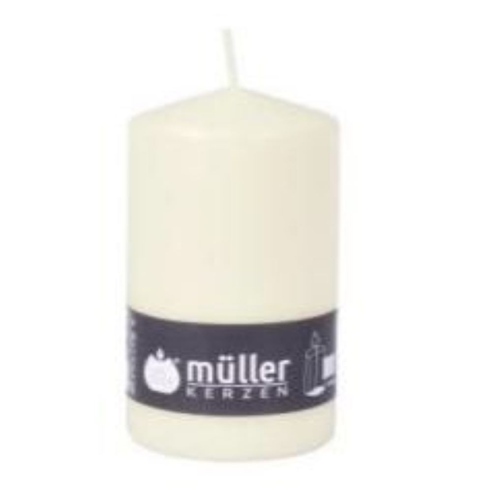 WHITE CANDLE 10 CM