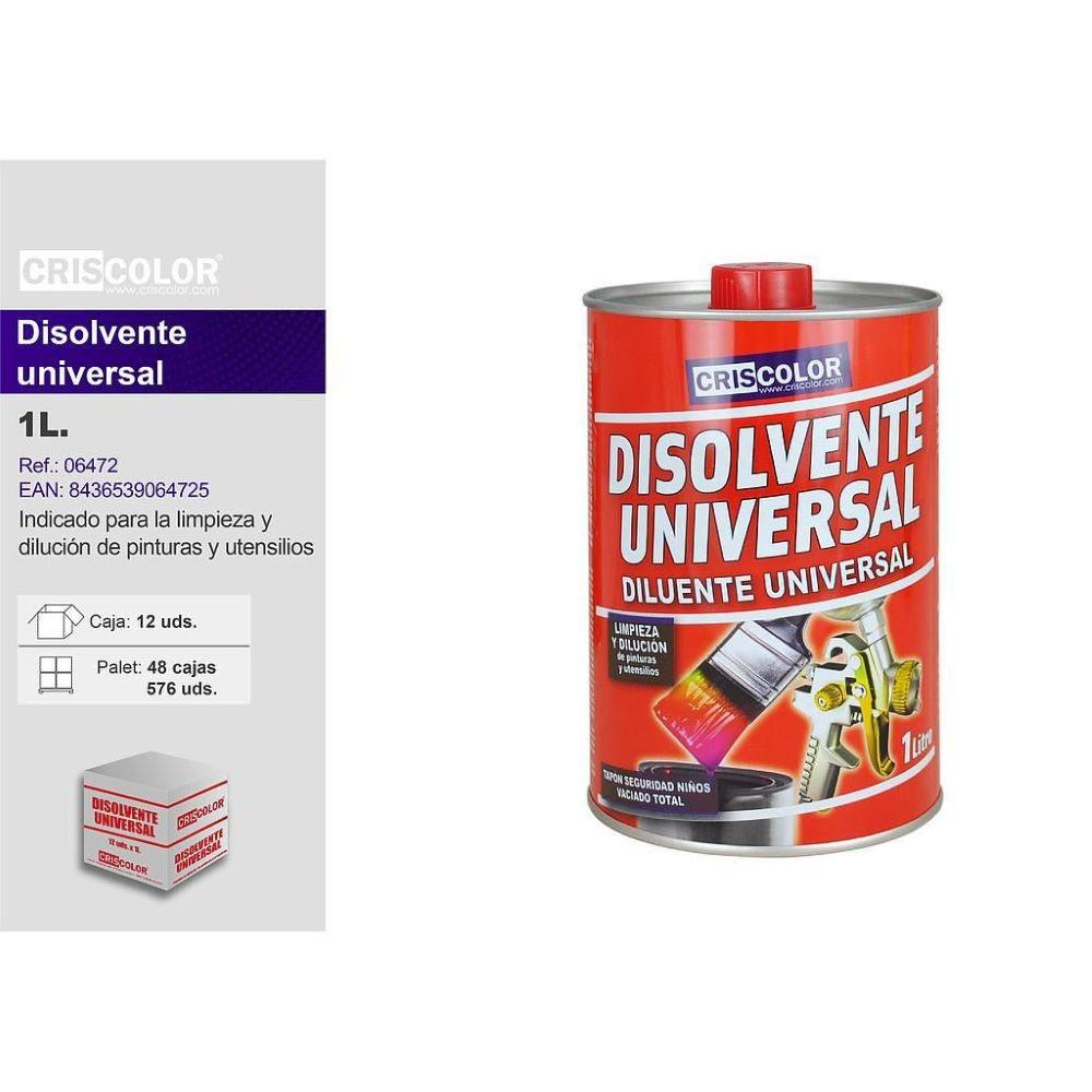 UNIVERSAL SOLVENT 500ML