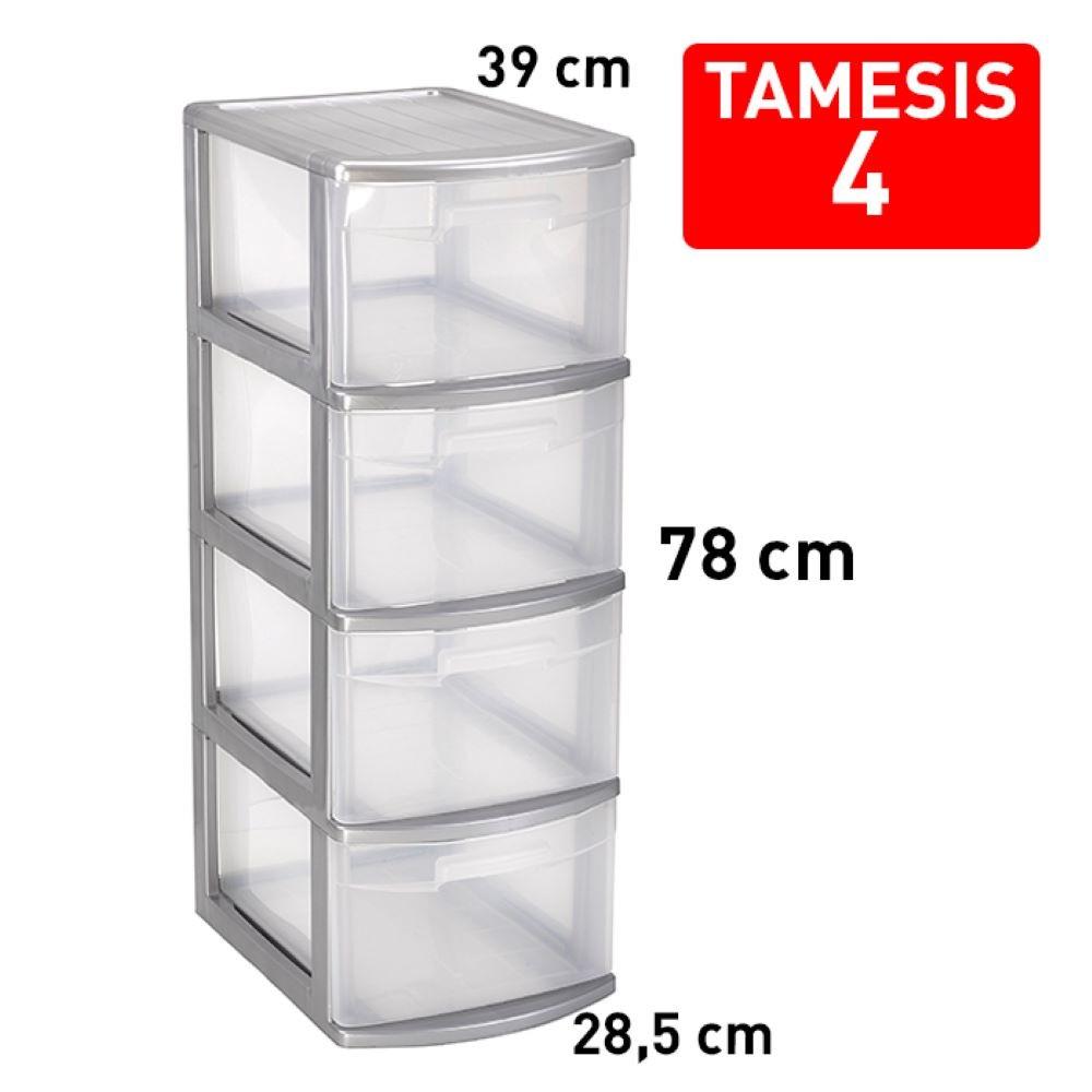 TAMESIS 4 DRAWER