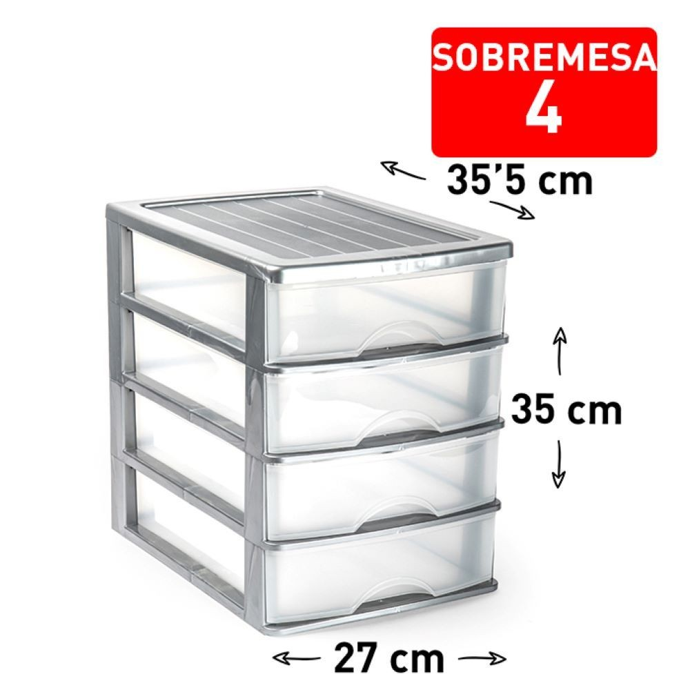 TABLE 4 DRAWER