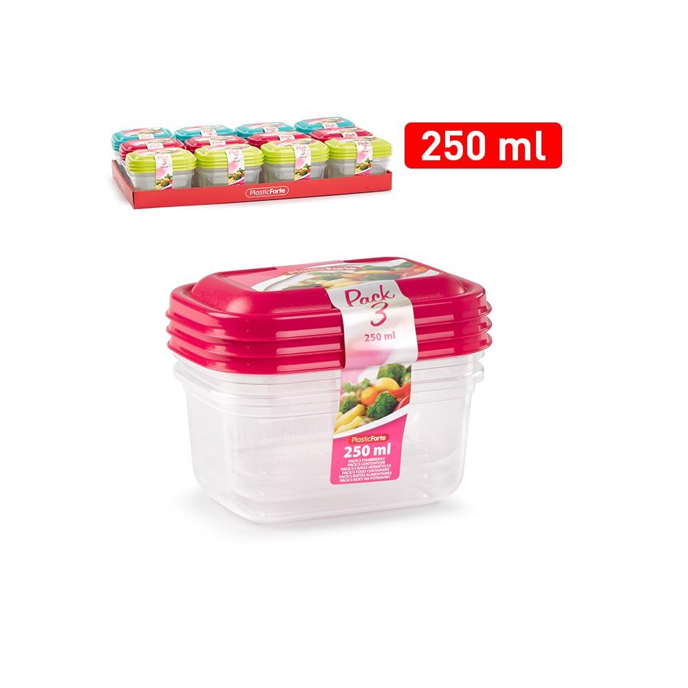 S3 LUNCH BOX 250ML