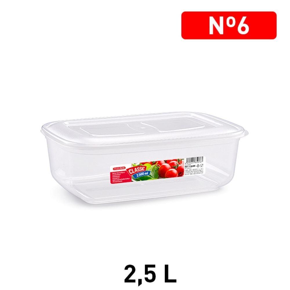 CLASSIC LUNCH BOX N6