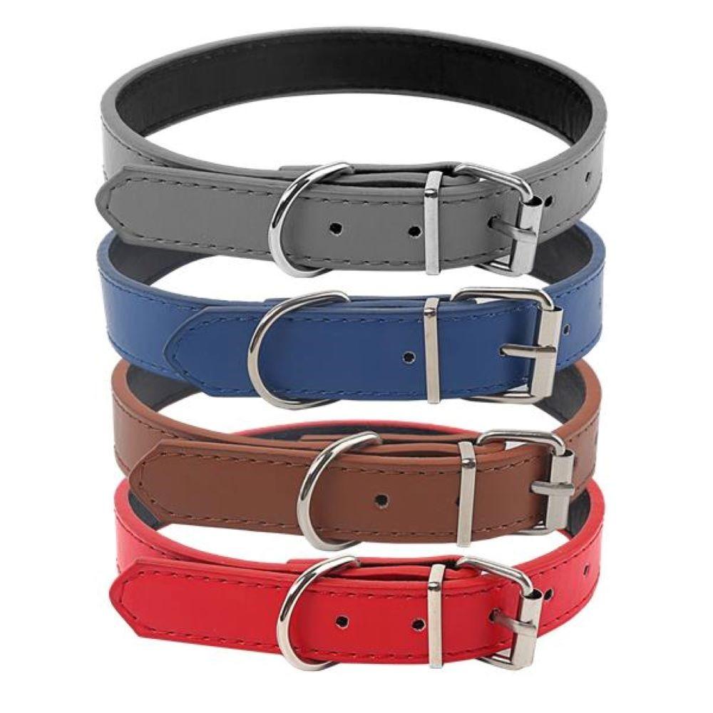 Pu dog collar W2.5