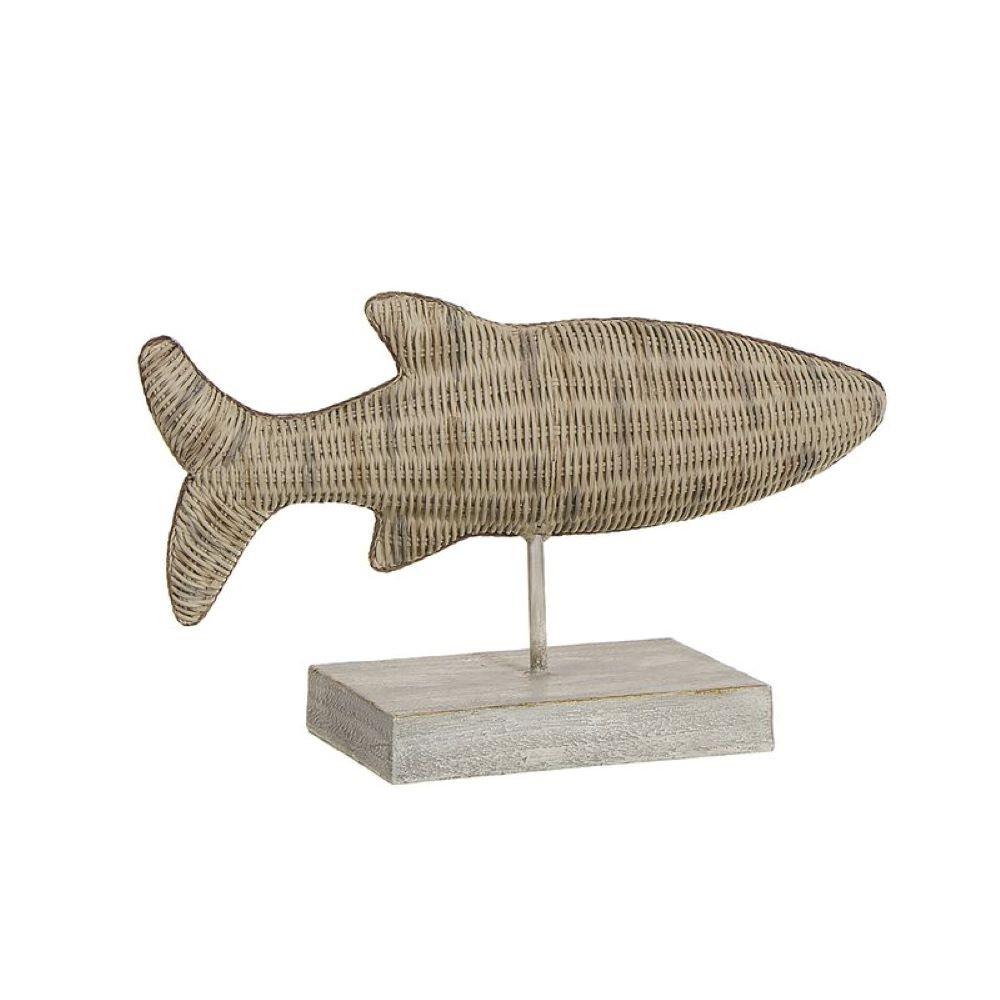 RATAN FISH FIGURE