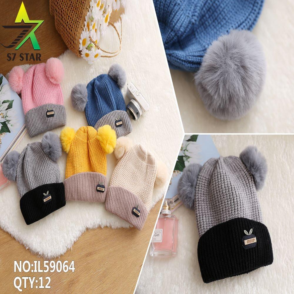 Children's hat C / ears