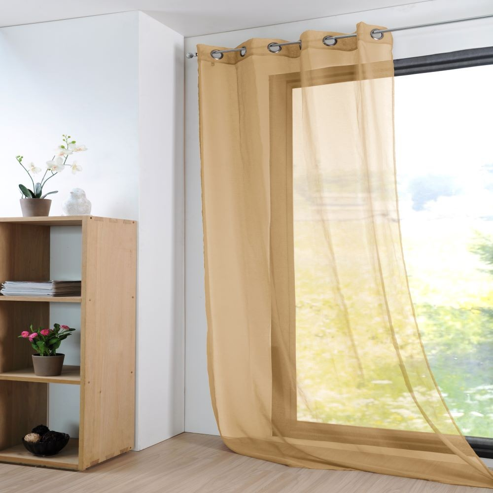 ORANGE curtain / veil