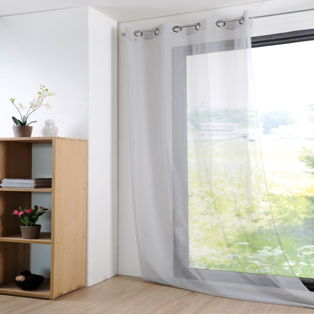 Curtain / veil GRAY