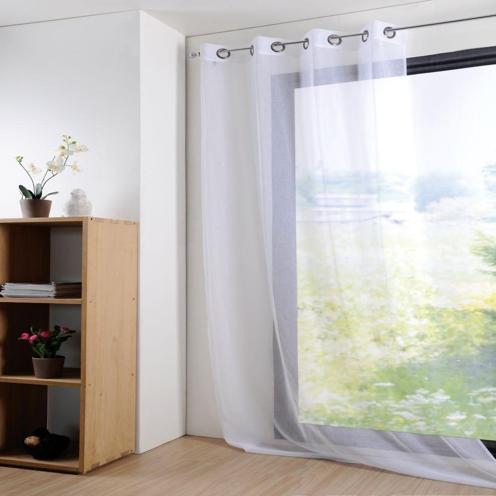 Curtain / veil WHITE