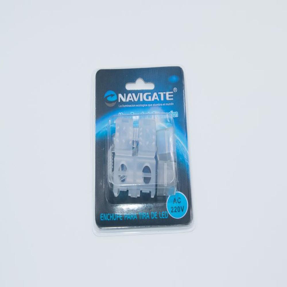 Light strip plug